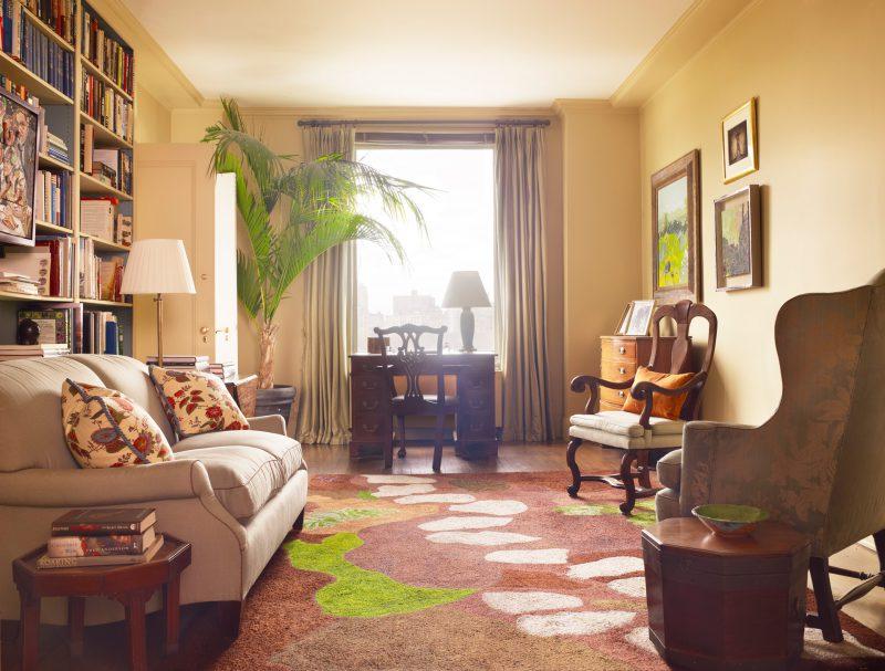 Jayne design studio apartment overlooking central park for Apartment overlooking central park