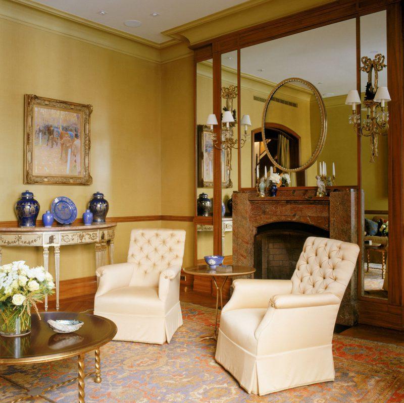 Philadelphia Design Home 2016: Jayne Design Studio » Carnegie Hill Townhouse
