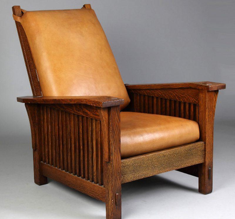 Stickley-chair
