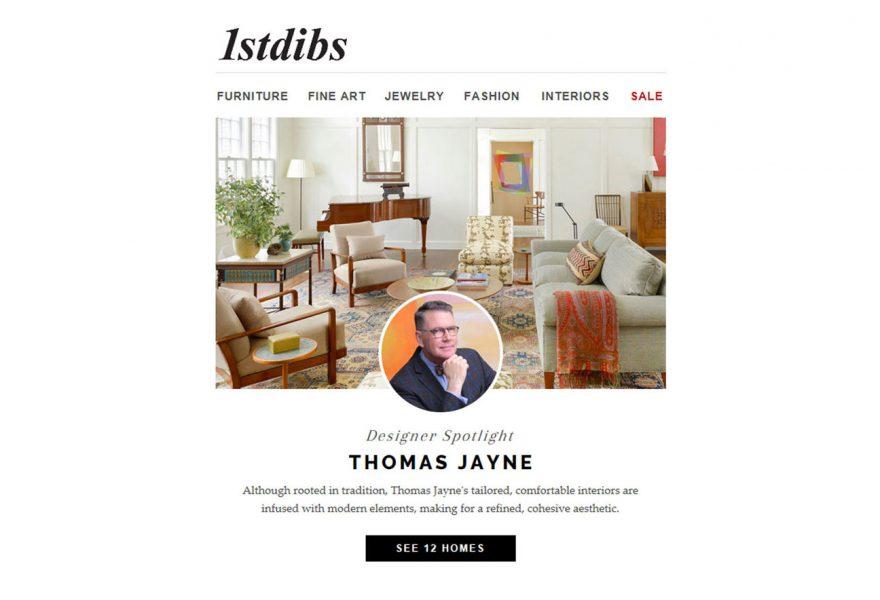 Jayne Design Studio 1stdibs Puts The Spotlight On Jayne Design Studio