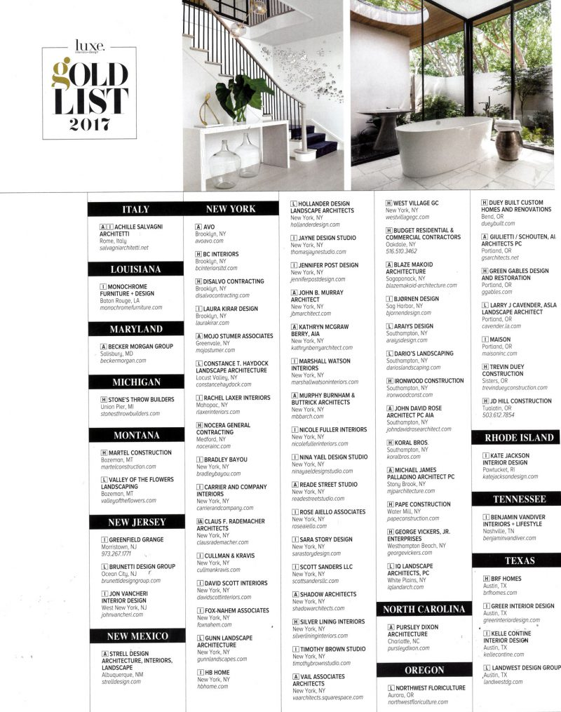 luxe-gold-list-2017-listing